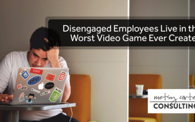 Disengaged Employees Live in the Worst Video Game Ever Created