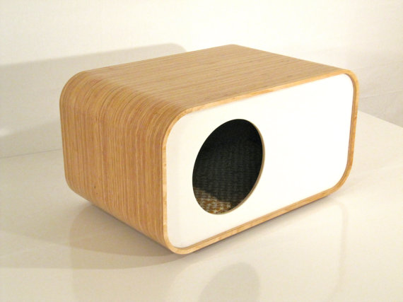 modernmews Modern Cat House