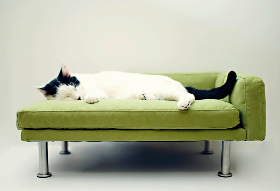 ModPet Modern Pet Bed Chaise Lounge