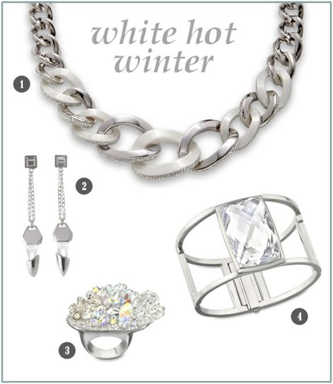 Swarovski White Hot Winter Sale