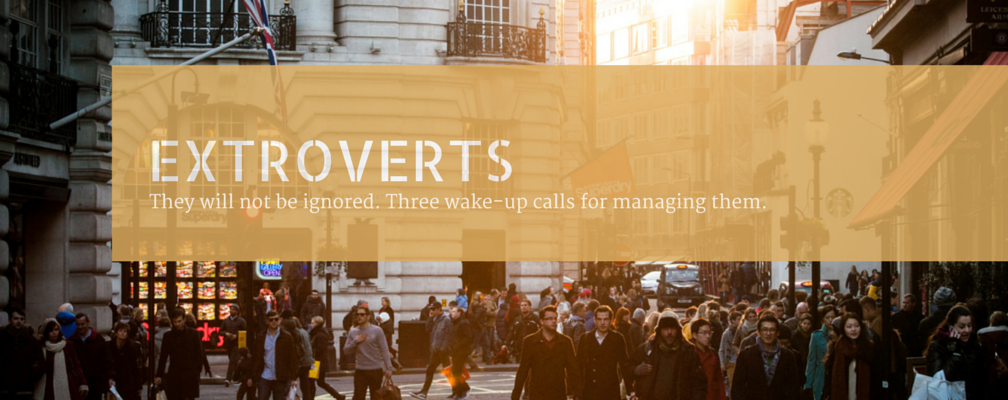 CYC 004: Three Wake-up Calls for Introverts Managing Extroverts
